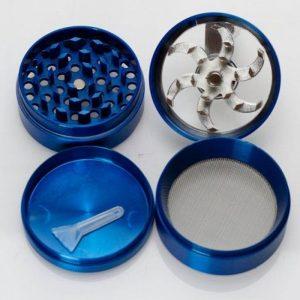 [infyniti] 4 Part Aluminium Handle Grinder
