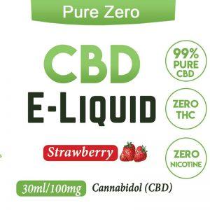 Pure Zero - Strawberry