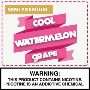 Cool Watermelon Grape