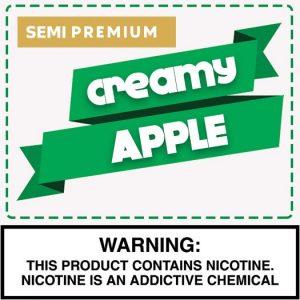Creamy Apple Candy