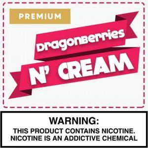 Dragon Berries n Cream