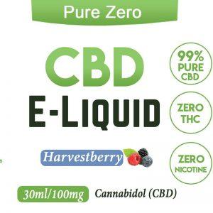 Pure Zero - Harvestberry