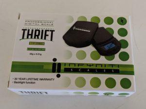 [infiniti] THRIFT TF-060 Scale