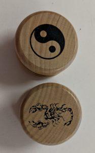 Wooden Grinder (Print)