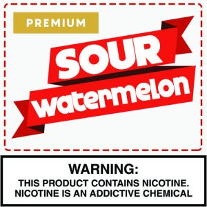 Sour Watermelon