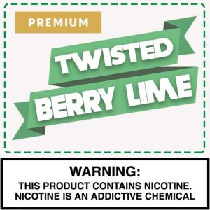 Twisted Berry Lime