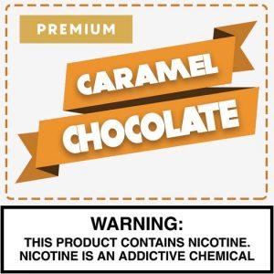 Creamy Caramel Chocolate