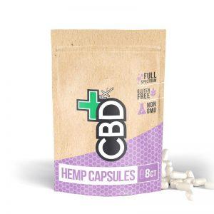 CBD FX - Hemp Capsules