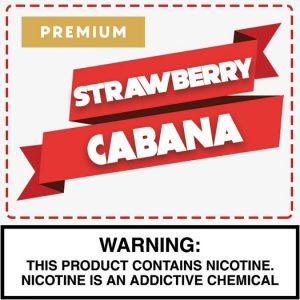 Strawberry Cabana