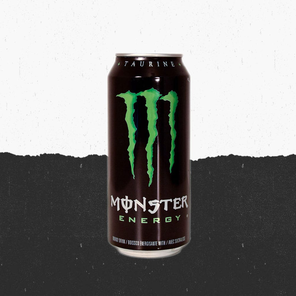 DIVERSION SAFE – MONSTER LO-CAL ENERGY DRINK 473ml